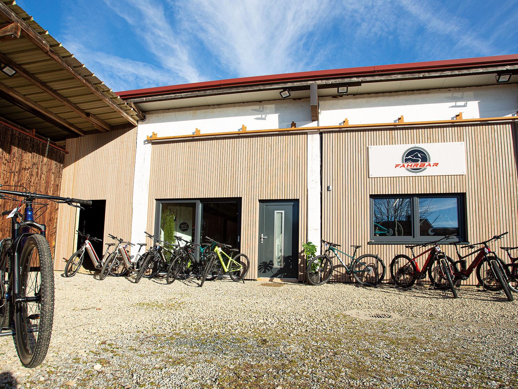 Fahrbar - Fahrradhandel