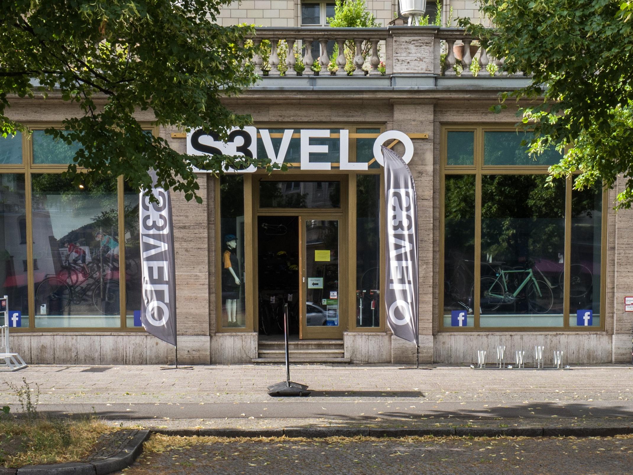 Fahrrad S3Velo