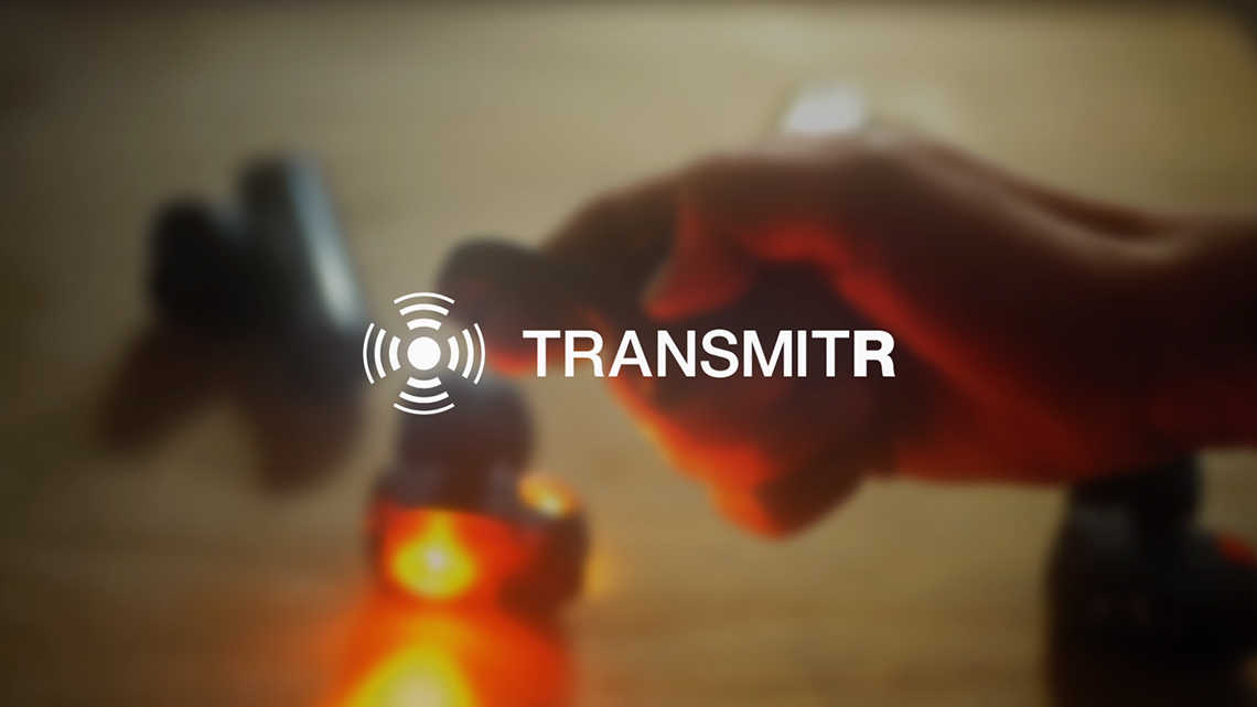 How to: Pair Transmitr
