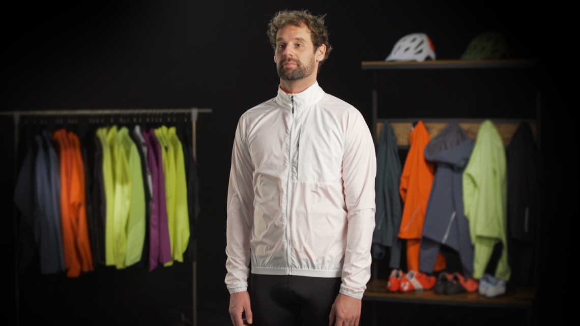 Circuit Windshell Jacket Product Overview