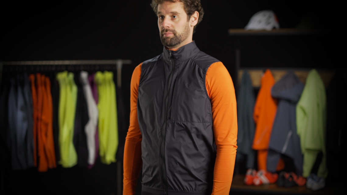 Circuit Windshell Vest Product Overview