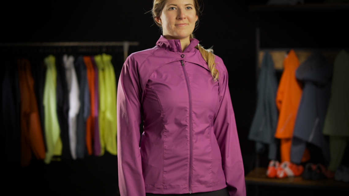 Vella Women's Convertible Windshell Jacket Product Overview