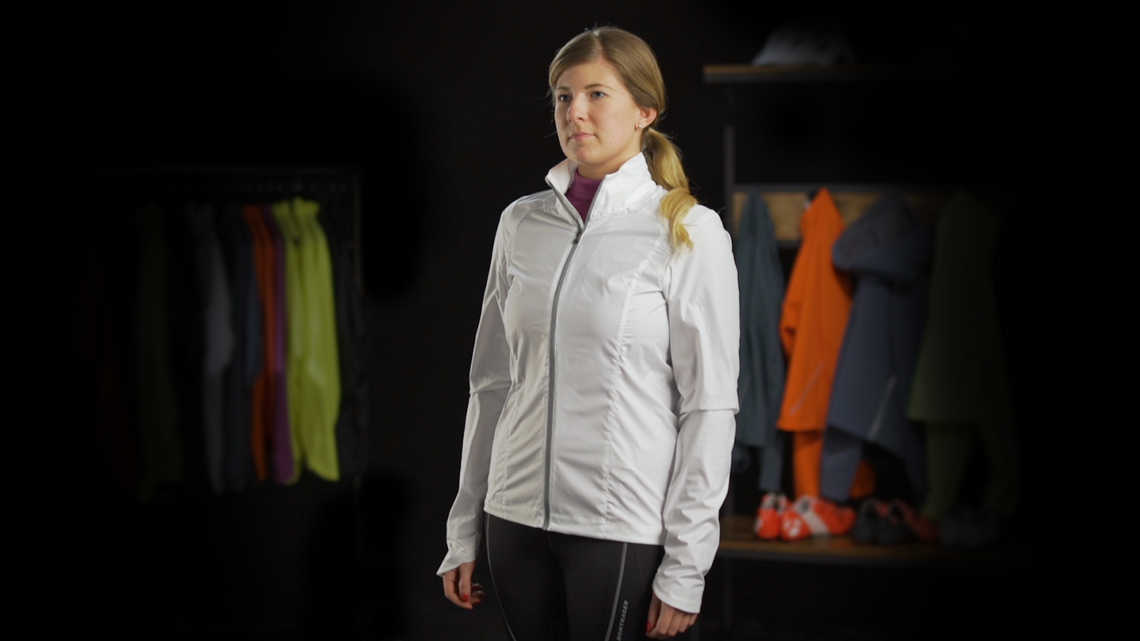 Vella Women's Windshell Jacket Product Overview