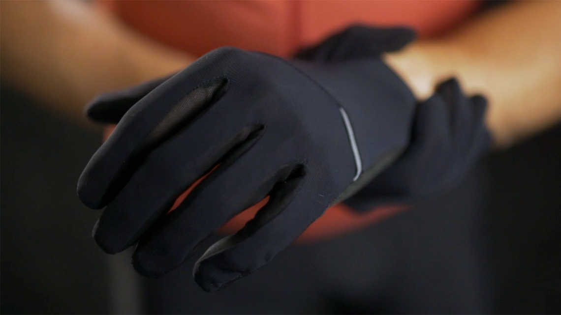 Velocis Full Finger Glove Product Overview