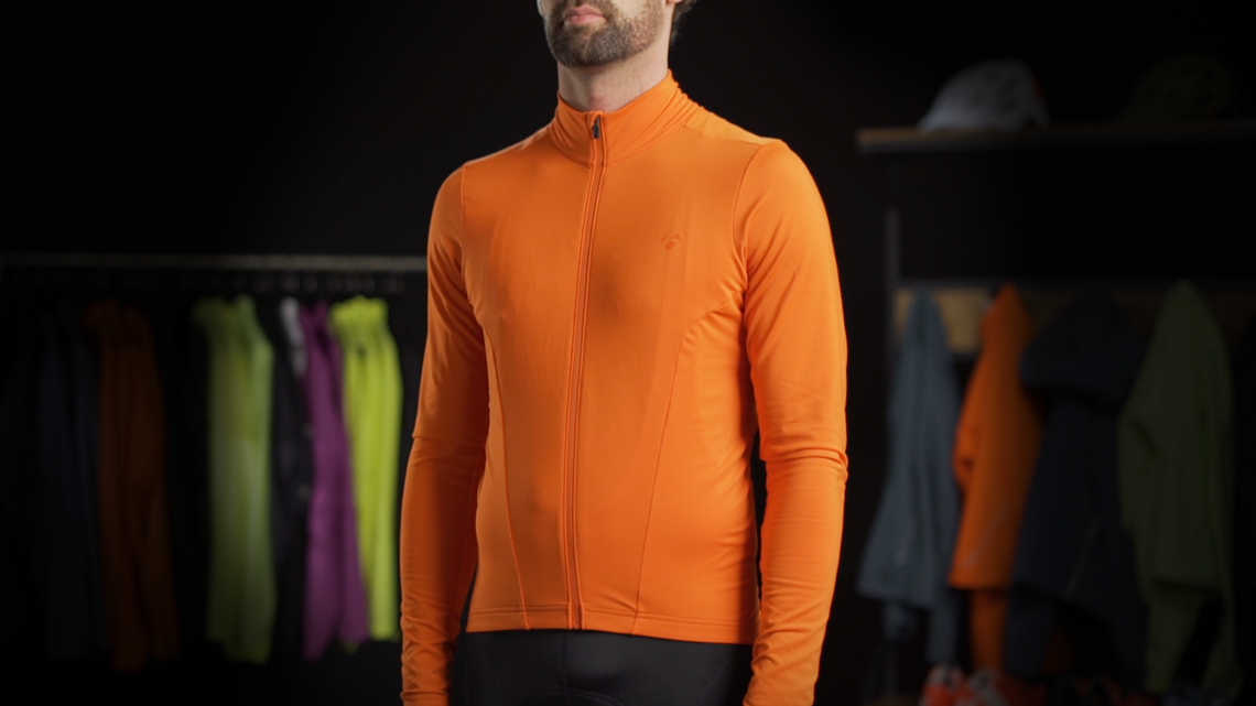 Velocis Thermal Jersey Product Overview